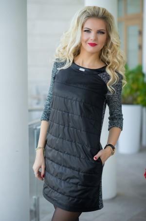 Bisou: Платье стеганое 7532 - главное фото