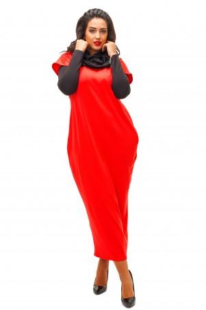 Look At Fashion: Платье с хомутом 22265 - главное фото