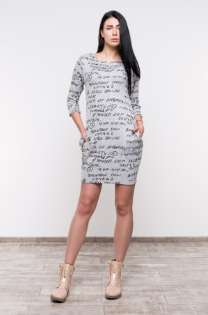 FULL HOUSE: Платье swe12982-10 - главное фото