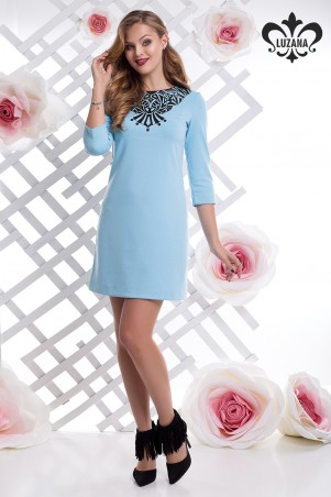 Luzana: Платье Рамина - главное фото
