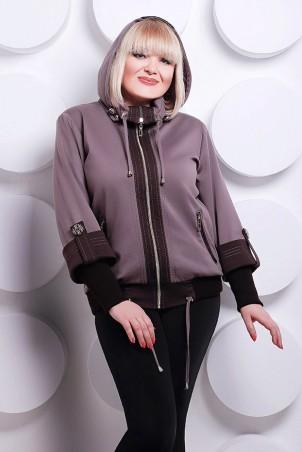 "Vicco: Куртка Куртка ""Veronika"" (цвет шоколад) 2236 - главное фото"