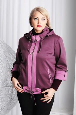 "Vicco: Куртка Куртка ""Veronika"" (цвет бордо/розовый) 2338 - главное фото"