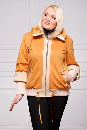"Vicco: Куртка Куртка ""Veronika"" (цвет оранж) 2409 - главное фото"