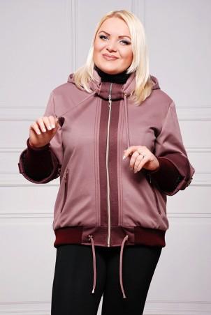 "Vicco: Куртка Куртка ""Veronika"" (цвет т.розовый) 2416 - главное фото"