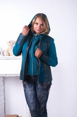 Vicco: Куртка ANET (Изумруд) 3176 - главное фото