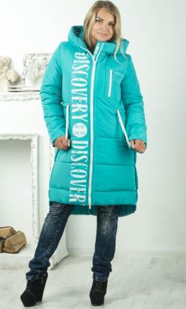 Vicco: Куртка зимняя DISCOVERY (бирюза) 3308 - главное фото
