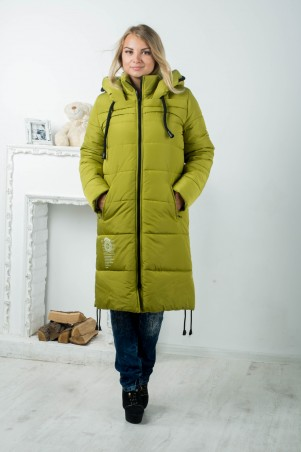 Vicco: Куртка зимняя CAROLINA (фисташка) 3430 - главное фото