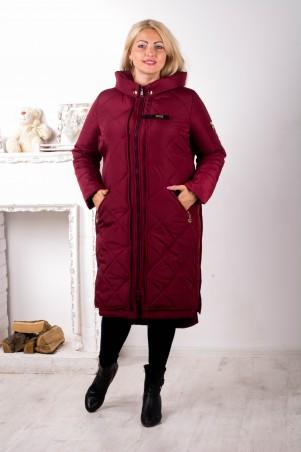 Vicco: Куртка зимняя VERGINIA (марсала) 3670 - главное фото
