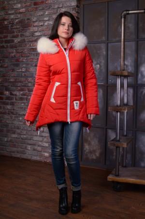 Vicco: Куртка зимняя ANGELIKA (красный) 4077 - главное фото