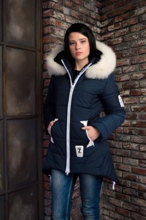 Vicco: Куртка зимняя ANGELIKA (темный синий) 4091 - главное фото
