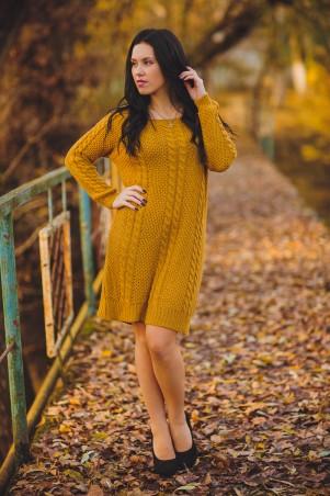 BIBI-Brand: Платье-свитер А051 - главное фото