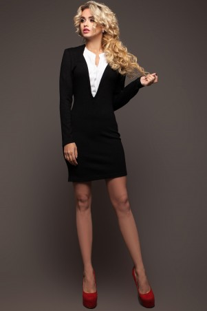 Jadone Fashion: Платье Женим М-2 - главное фото