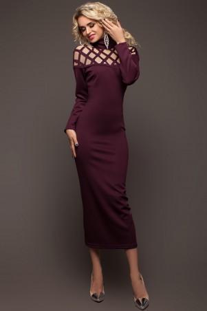 Jadone Fashion: Платье Тресси М-4 - главное фото