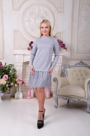 Tempo: Платье Дебора Серый - главное фото