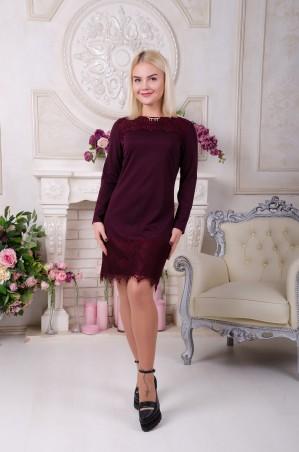Tempo: Платье Волна Марсала - главное фото
