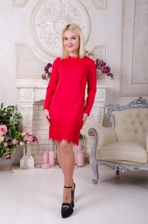 Tempo: Платье Волна Красный - главное фото
