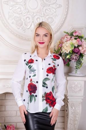Tempo: Блуза Роза - главное фото