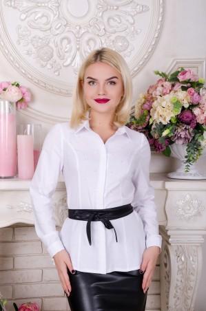Tempo: Рубашка Лиза белый - главное фото