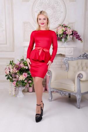Tempo: Платье Венера красный - главное фото