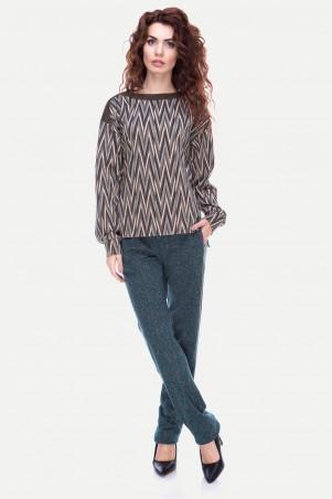 Cher Nika: Костюм брючный 806 - главное фото