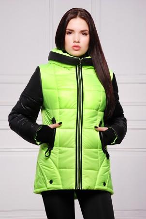 Vicco: Куртка JOSEPHINE (Салатовый NEON) 2564 - главное фото