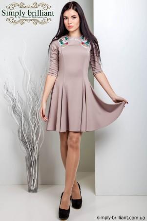 Simply brilliant: Платье Birds-01 - главное фото