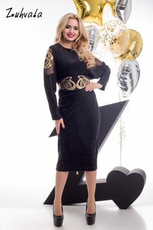 Zuhvala: Платье Вавилон - главное фото