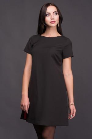 Tales: Платье Mishel (красная вставка) pk1088.4 - главное фото