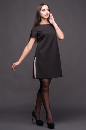 Tales: Платье Mishel (беж вставка) pk1088.2 - главное фото