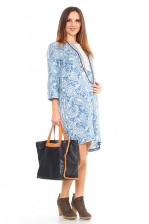 Nowa Ty: Платье Джинсовые чары 16020107 - главное фото