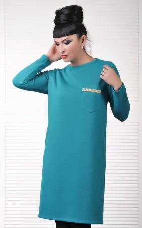Angel: Платье-рубашка Макария - главное фото