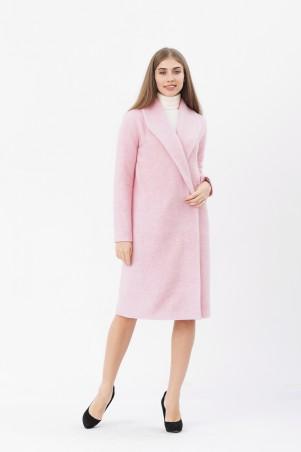 Marterina: Пальто розовое K03C01P11 - главное фото