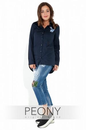 Peony: Рубашка Сакура 2608161 - главное фото