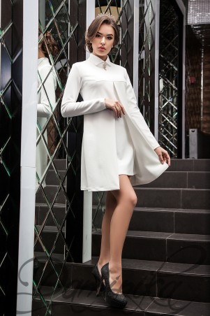 Daminika: Аристократичное платье Snow Queen 11625 W - главное фото