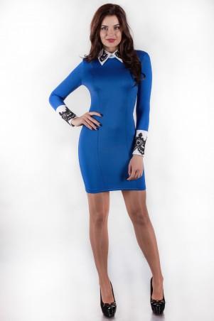 Alpama: Платье SO-14011-ELB - главное фото