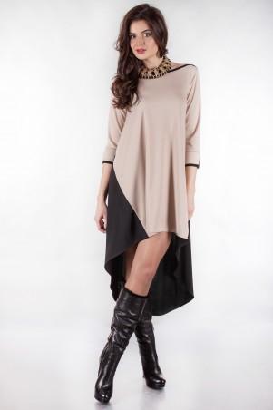Alpama: Платье SO-13137-BEG - главное фото