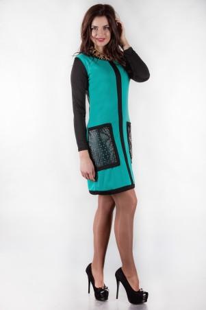 Alpama: Платье SO-13135-MNT - главное фото
