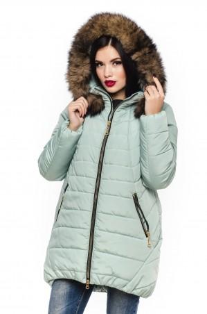 Кариант: Куртка зима Барбара-зеленый - главное фото