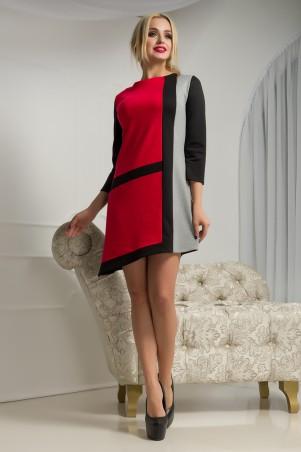 First Land Fashion: Платье-туника Мозаика - главное фото