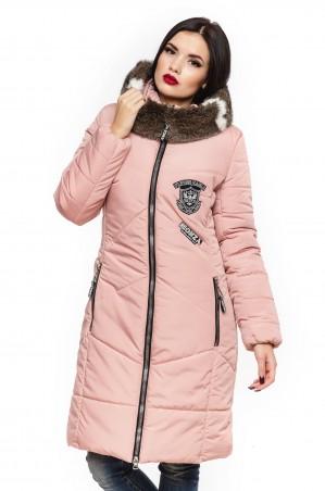 Кариант: Куртка зима Линда-пудра - главное фото