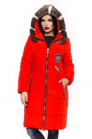 Кариант: Куртка зима Линда-коралл - главное фото