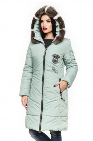 Кариант: Куртка зима Линда-фисташковый - главное фото