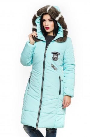Кариант: Куртка зима Линда-бирюза - главное фото