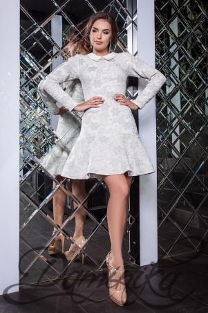 Daminika: Романтичное платье из неопрена Irish 11630 W - главное фото