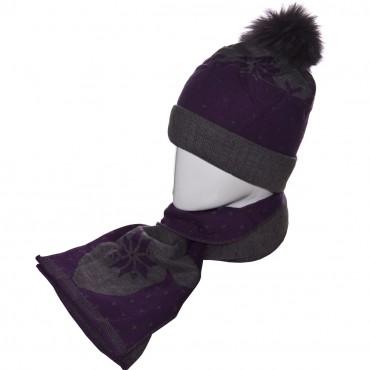 Sofi: Набор 13085 фиолетовый - главное фото