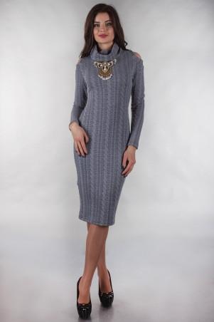 Alpama: Платье SO-14012-BLU - главное фото