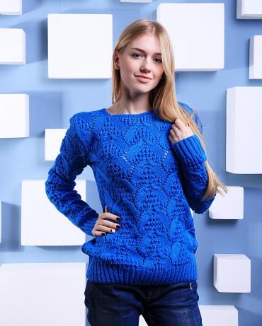 ALDi Di: Свитер Маями голубой - главное фото