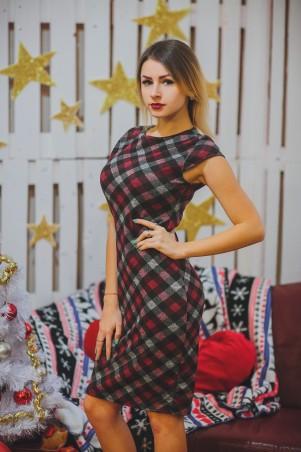 BIBI-Brand: Платье Джорджи клетка - главное фото