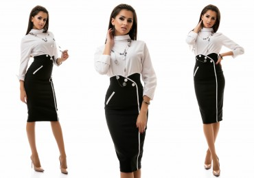 Look At Fashion: Юбка 068140 - главное фото