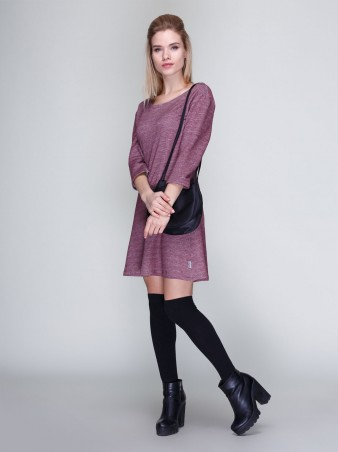 Loca: Платье Платье DW109_бордотифти_Loca - главное фото